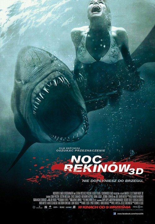 Noc rekinów / Shark Night