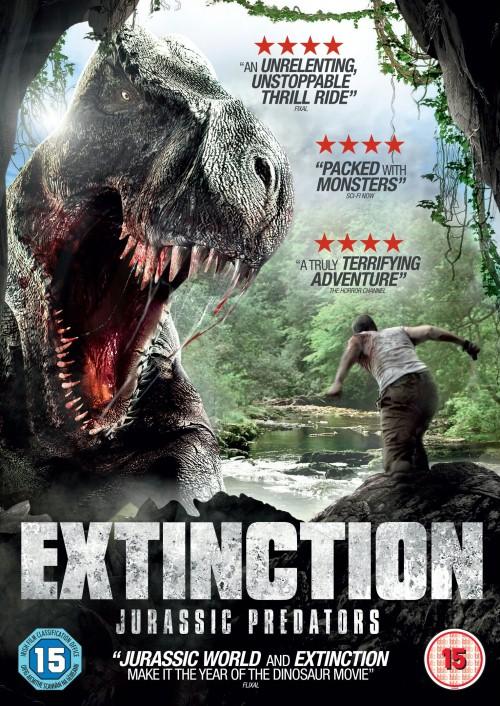 Groźny gatunek / Extinction / The Expedition