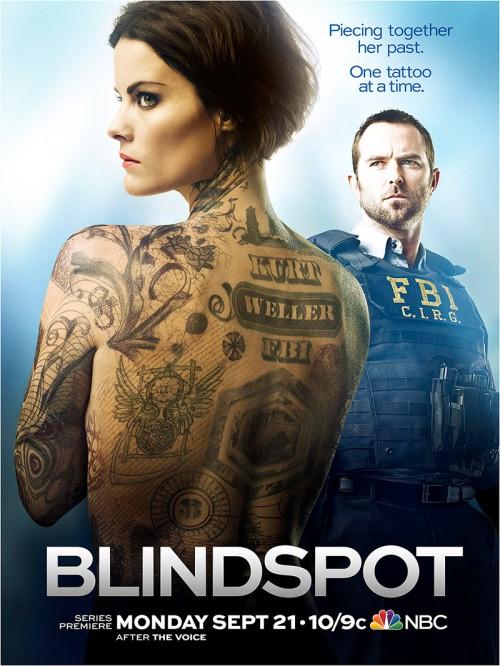 Blindspot: Mapa Zbrodni / Blindspot (Sezon 01)