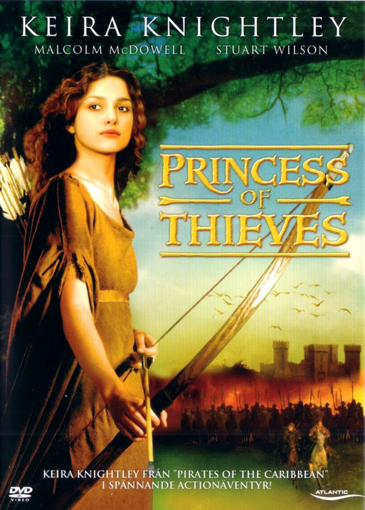 Księżniczka złodziei / Princess of Thieves