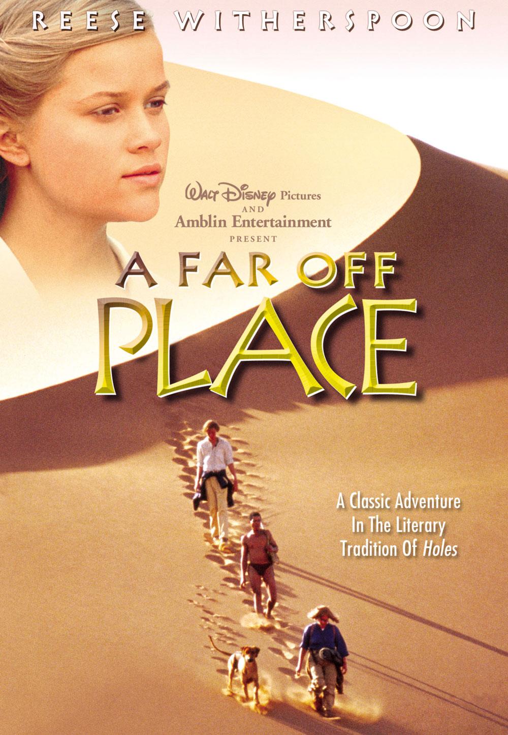 W sercu Afryki / A Far Off Place