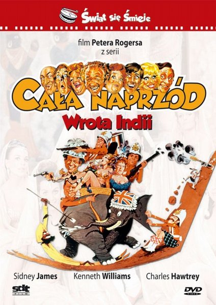 Cała naprzód: Wrota Indii / Carry On... Up the Khyber