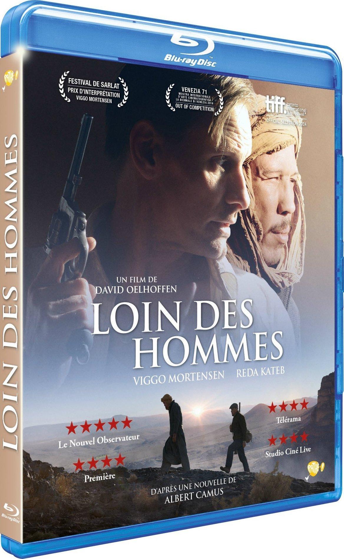 Ze mną nie zginiesz / Loin des hommes / Far from Men