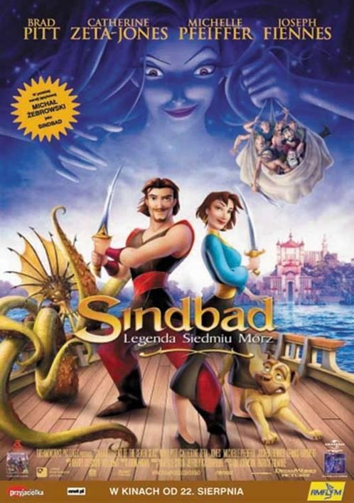 Sindbad: Legenda siedmiu mórz / Sinbad: Legend of the Seven Seas
