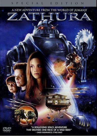 Zathura - Kosmiczna przygoda / Zathura: A Space Adventure
