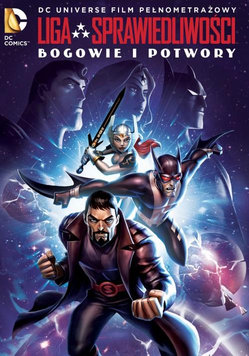 Liga Sprawiedliwości: Bogowie i potwory / Justice League: Gods and Monsters