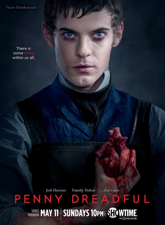 Penny Dreadful (Sezon: 01)