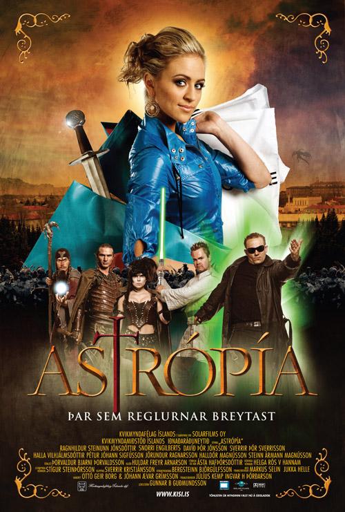 Astropia / Astrópía