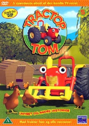 Traktor Tom / Tractor Tom (SEZON 1)