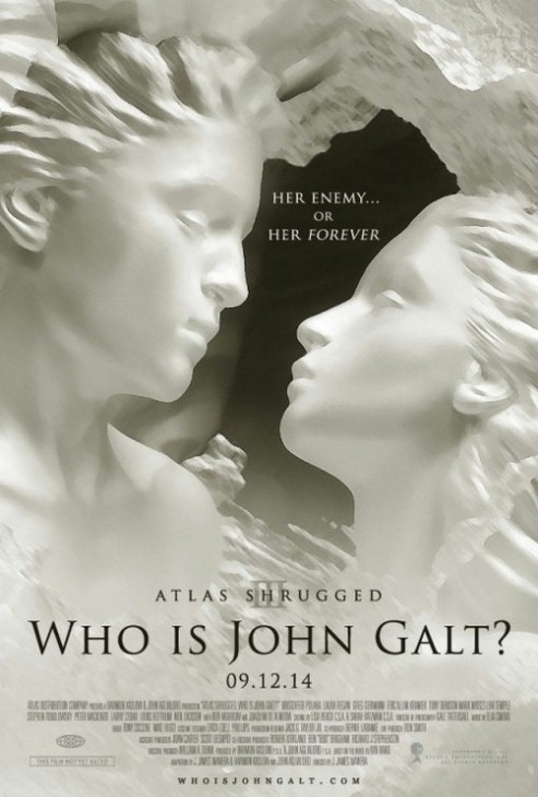 Atlas zbuntowany Część III Kim jest John Galt / Atlas Shrugged Part III Who is John Galt