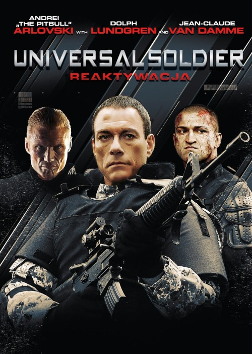Uniwersalny żołnierz III : Regeneracja / Universal Soldier: Regeneration