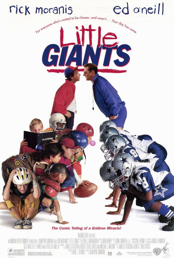 Giganciki / Little Giants