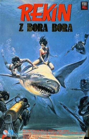 Rekin z Bora Bora / Beyond the Reef