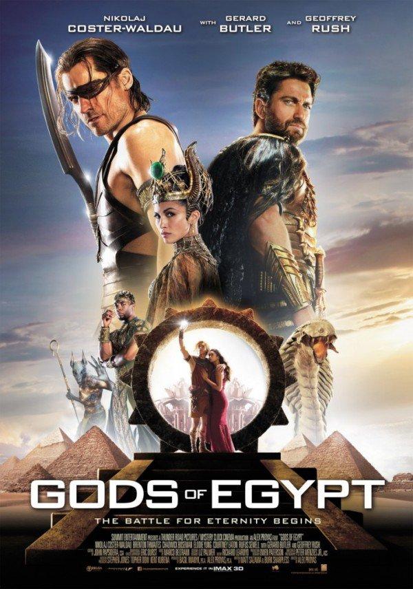 Bogowie Egiptu / Gods of Egypt