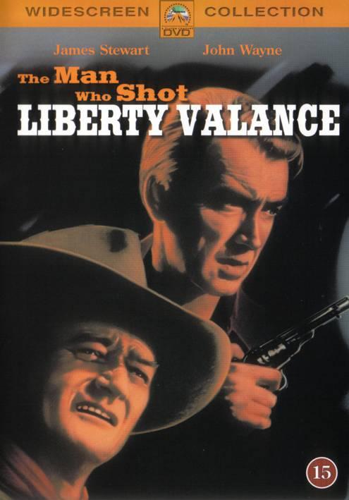 Człowiek, który zabił Liberty Valance'a / The Man Who Shot Liberty Valance