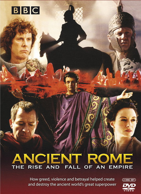 Dzieje Cesarstwa Rzymskiego / Ancient Rome the Rise and Fall of an Empire