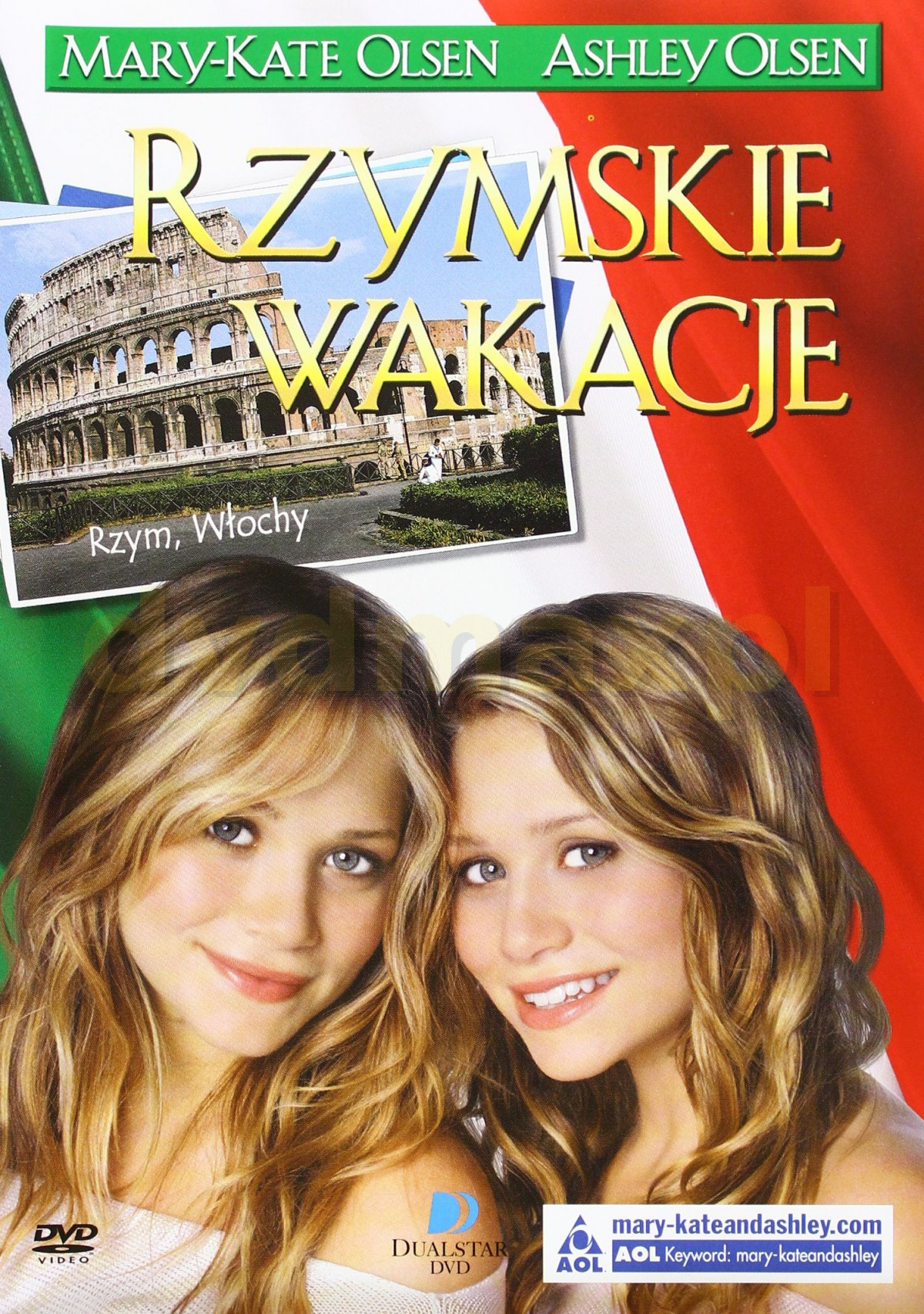 Mary-kate I Ashley : Rzymskie wakacje / Mary-kate I Ashley : When In Rome