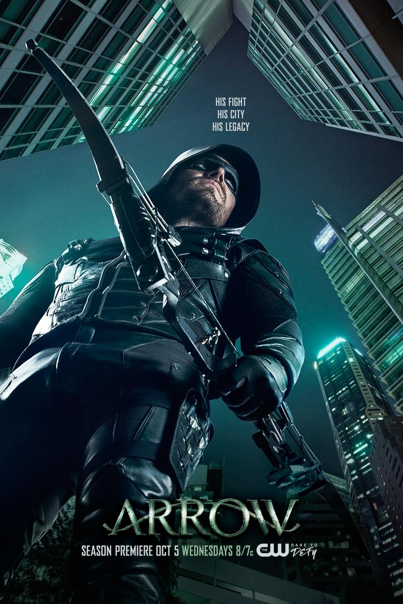 Arrow (Sezon 5)