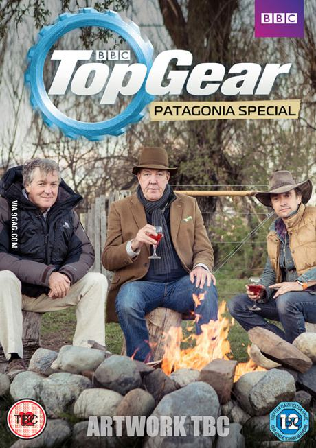 Top Gear w Patagonii / Top Gear: Patagonia Special