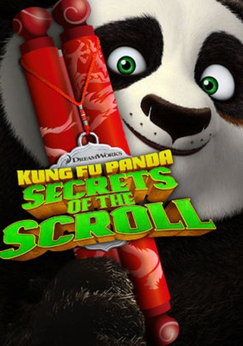 Kung Fu Panda: Tajemnice Zwoju / Kung Fu Panda: Secrets of the Scroll