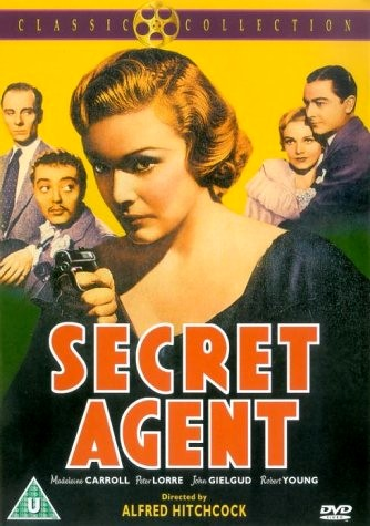 Bałkany / Secret Agent