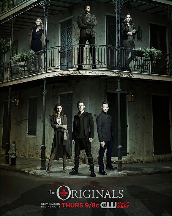 The Originals (Sezon 03)