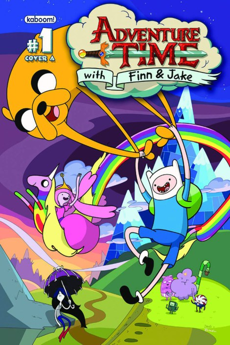 Pora Na Przygodę! / Adventure Time with Finn and Jake