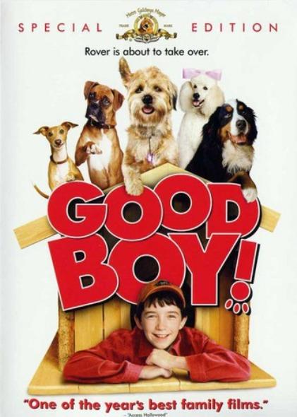 Dobry Piesek / Good Boy