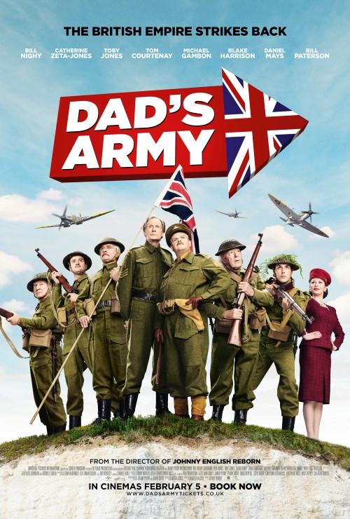 Armia Tetryków / Dad's Army