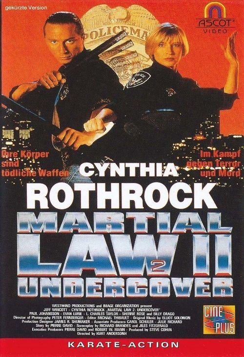 Oddział Specjalny II / Martial Law II: Undercover