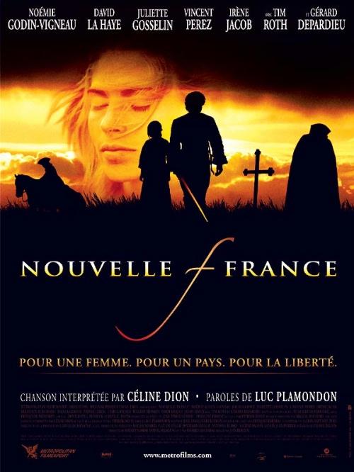 Wiek namiętności / Nouvelle-France