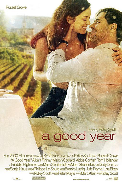 Dobry rok / A Good Year