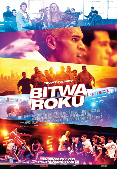 Bitwa roku / Battle of the Year