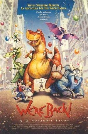 Opowieść o Dinozaurach / We're Back! A Dinosaur's Story