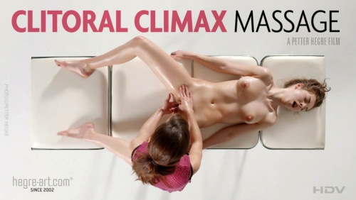 Naomi Swan – Clitoral Climax Massage