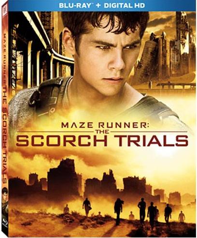 Więzień labiryntu: Próby ognia / Maze Runner: The Scorch Trials