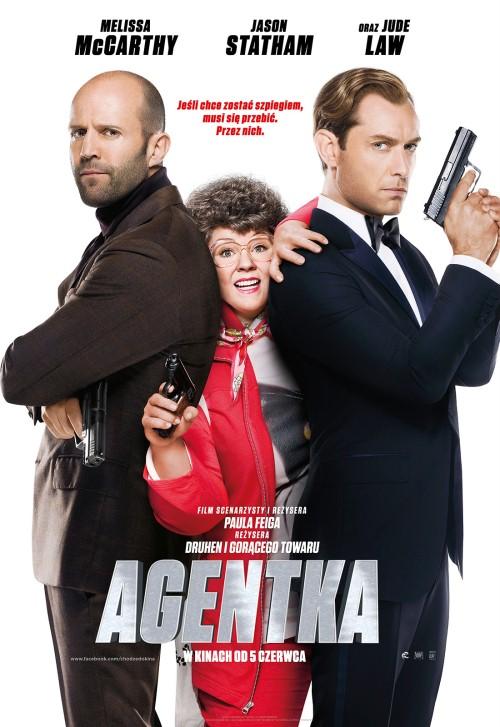 Agentka / Spy
