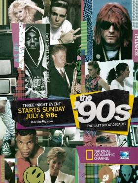 Największe wydarzenia lat 90. / The '90s Greatest
