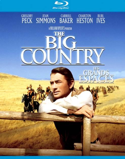 Biały Kanion / The Big Country