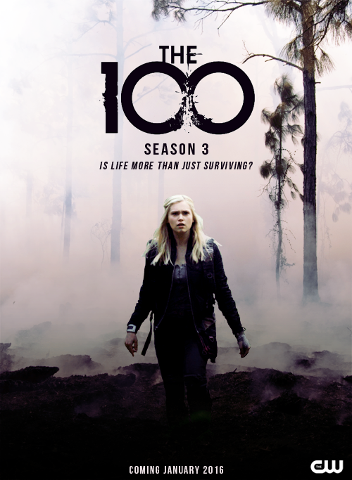 The 100 / The Hundred (Sezon 03)