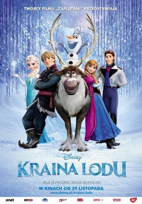 Kraina Lodu / Frozen