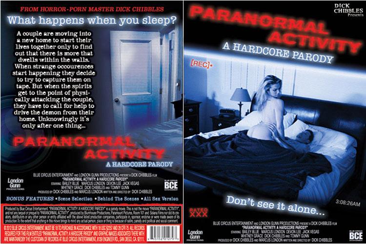 Paranormal Activity A Hardcore Parody