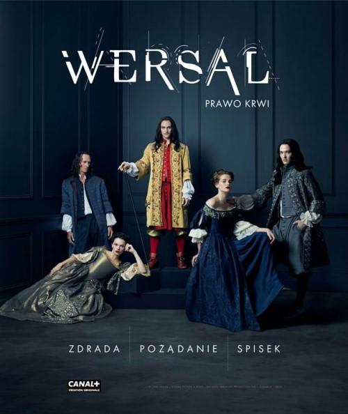 Wersal. Prawo krwi / Versailles (Sezon 01)