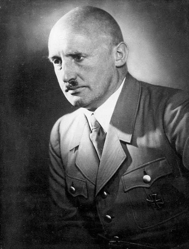 Julius Streicher: Pierwszy Antysemita III Rzeszy