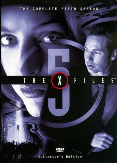 Z Archiwum X / The X Files (Sezon 5)