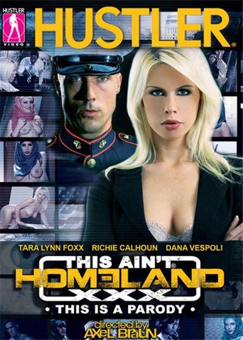 This Aint Homeland A 2013 XXX Parody