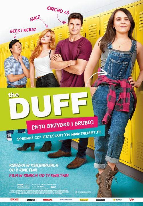 THE DUFF [#ta brzydka i gruba] / The DUFF