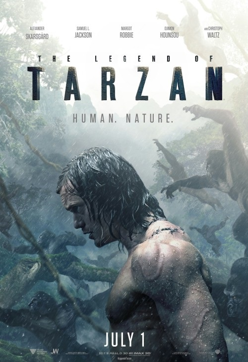 Tarzan: Legenda / The Legend of Tarzan