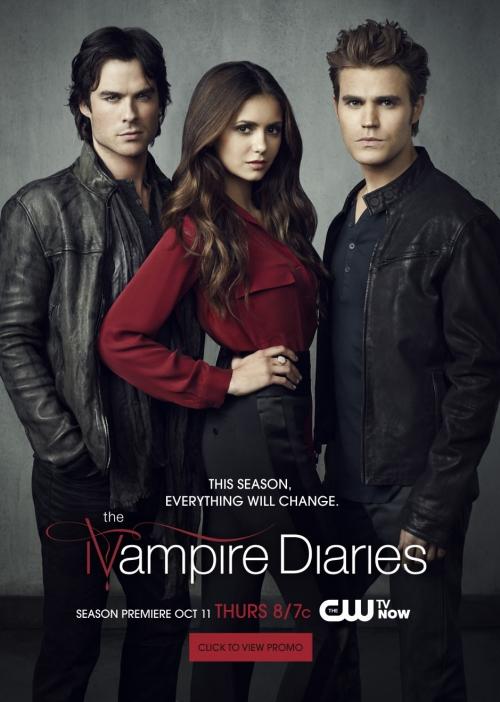 Pamiętniki wampirów / The Vampire Diaries (Sezon 8)
