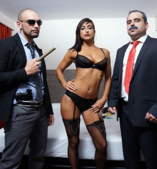 Coral Joice, Moisex, Xavi Photo - Deal Signed In Cum